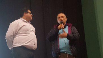 Prefeito Omar Najar acompanha atendimento s famúlias contempladas