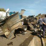 Ladrões explodem carro forte na SP 304