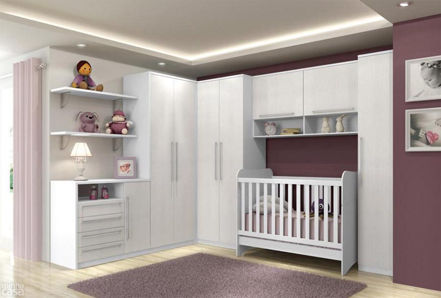 Arm rio planejado para quarto de beb fatos e eventos - Armarios para bebe ...
